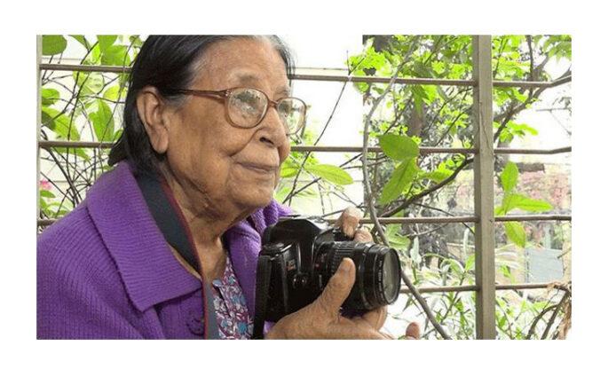 দেশের প্রথম নারী আলোকচিত্রী সাইদা খানম আর নেই