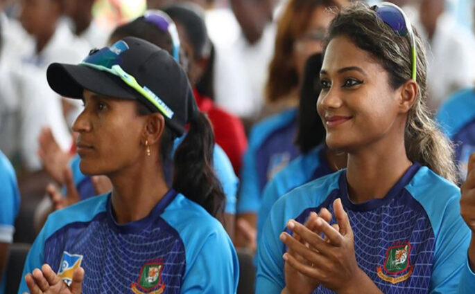 নারী আইপিএল'র দল ঘোষণা, আছেন জাহানারা-সালমা