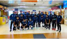 বিশ্বকাপ বাছাই খেলতে কাতারের পথে বাংলাদেশ ফুটবল দল