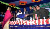 উদার দিগন্ত'র উদ্যোগে সেলিনা চৌধুরী'র শীতবস্ত্র বিতরণ