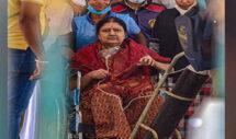 ৪ বছর কারাভোগের পর মুক্তি পেলেন শশীকলা