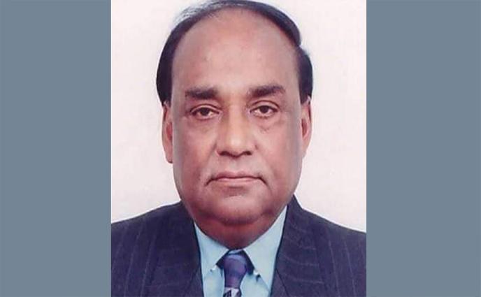 সাবেক এমপি ডা. আমান উল্লাহর মৃত্যুতে স্বাস্থ্যমন্ত্রীর শোক