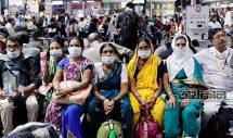 দৈনিক আক্রান্ত ও মৃত্যুতে ভারতের রেকর্ড