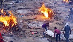 করোনার তৃতীয় ঢেউ আসছে ভারতে
