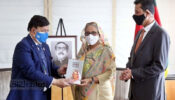 পররাষ্ট্রমন্ত্রীর নতুন বই 'জাতির উদ্দেশে ভাষণ: শেখ হাসিনা'